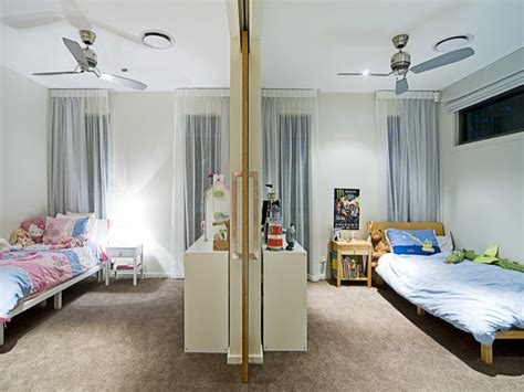 split bedroom design children s room bedroom design idea with carpet sliding
