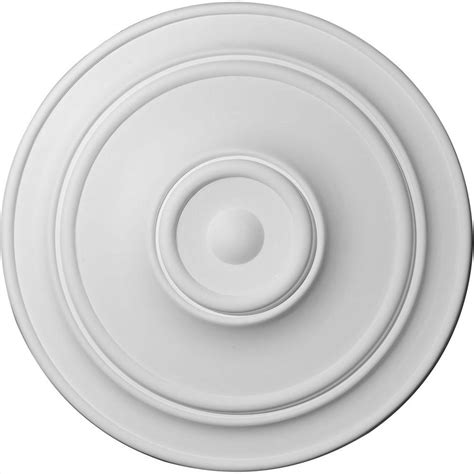 small ceiling medallions ekena millwork 40 1 4 in small classic ceiling medallion
