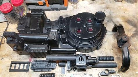 Ghostbusters Replica Proton Pack by The Of A 2017 Viking Props 1 1 Scale Ghostbusters
