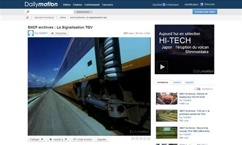 on dailymotion comment mieux partager les vid 233 os de dailymotion