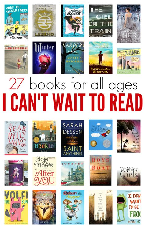 to read 27 books i can t wait to read this summer no time for