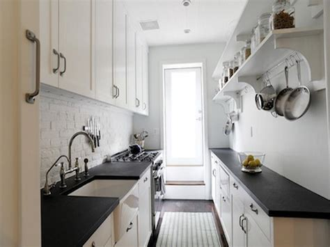tiny galley kitchen designs small galley kitchen remodel 14683
