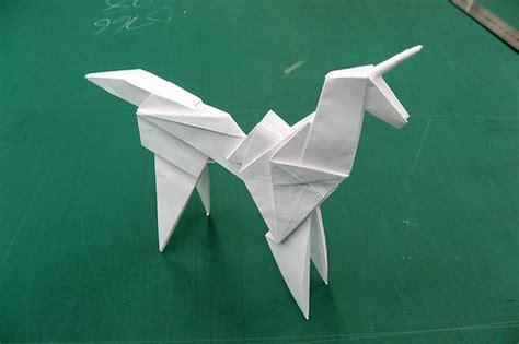 how to make an origami unicorn easy origami unicorn comot