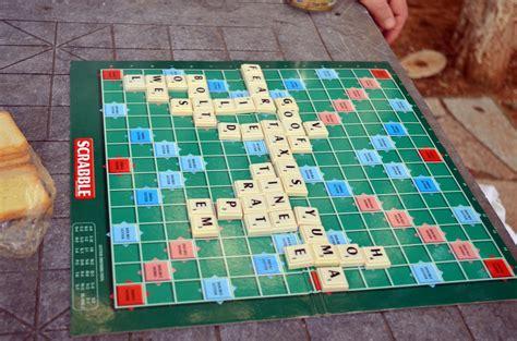 Scrabble Board Free Stock Photo Domain Pictures