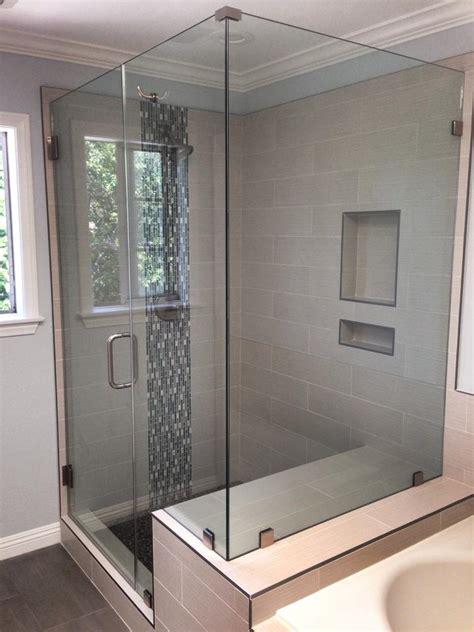 shower doors custom oak brook il glass shower custom cut shower doors