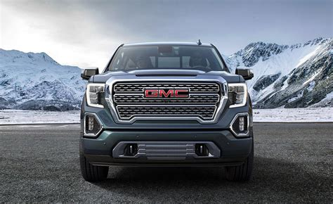 2019 Gmc Denali by 2019 Gmc Denali Silver Step Bumper Photos