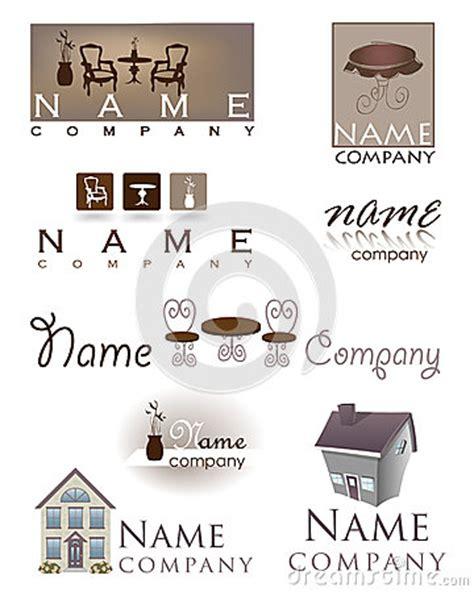 home design furniture company home design furniture logo stock photo image 30126370