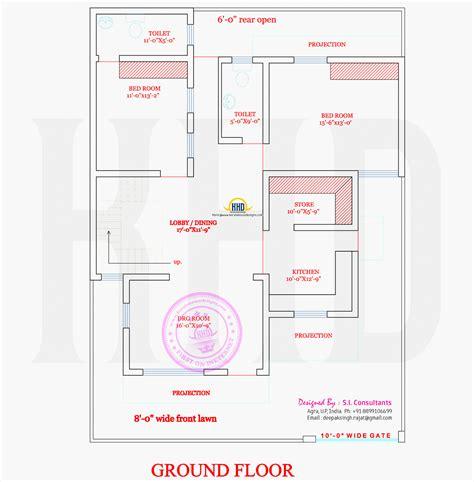 ground floor plan modern house with floor plan kerala home design and floor plans