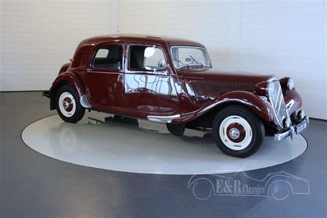 Citroen Traction Avant by Citro 235 N Traction Avant 11b 1953 For Sale At Erclassics