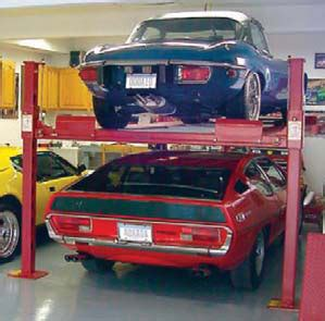 backyard buddy car lift compare bendpak and backyard buddy best buy auto equipment