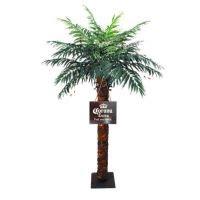 corona palm tree lights corona palm tree with lights decor voor tiki