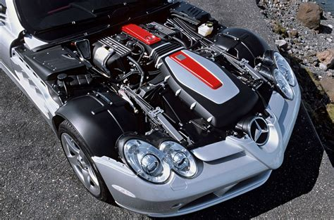 Motor Mercedes by Mercedes Slr Mclaren Convertible Review 2003