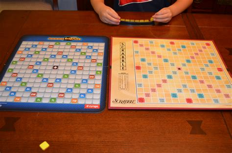 scrabble with friends board product review hasbro zynga s words with friends