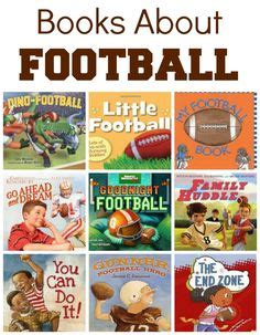 football picture books will fit perfectly with my theme bowl craft