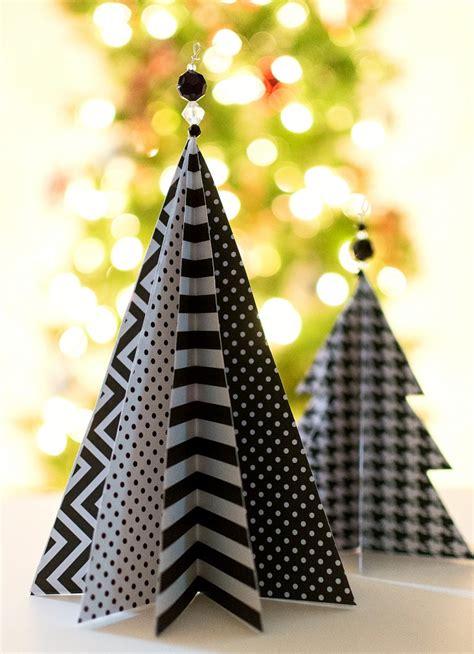 craft paper tree craft idea paper trees