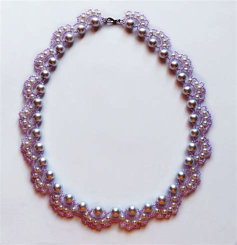 beading necklaces 1000 images about beaded necklaces on