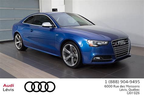 Audi S5 For Sale by Used Audi S5 2016 For Sale In Levis Auto123