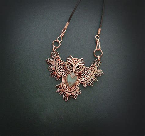 jewelry wire wrapping techniques self taught russian artist makes amazing wire wrap jewelry