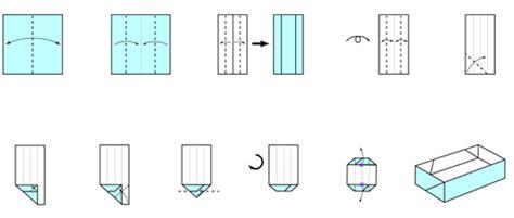 origami box rectangle origami rectangle box 3d make origami easy