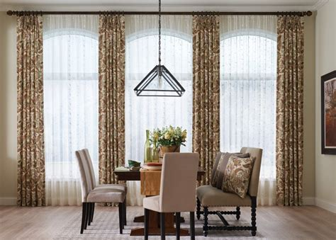 dining room window beautiful dining room window curtains pictures ltrevents