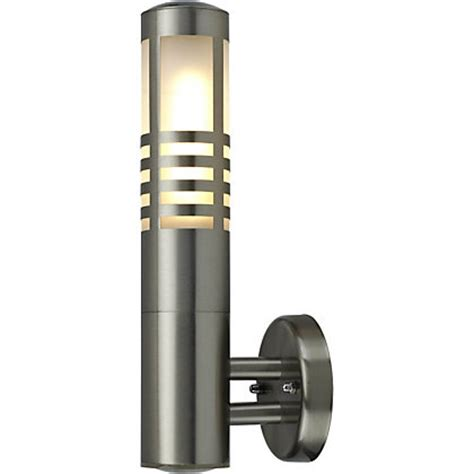 homebase outdoor lighting boxed homebase outdoor lighting turin wall light stainless