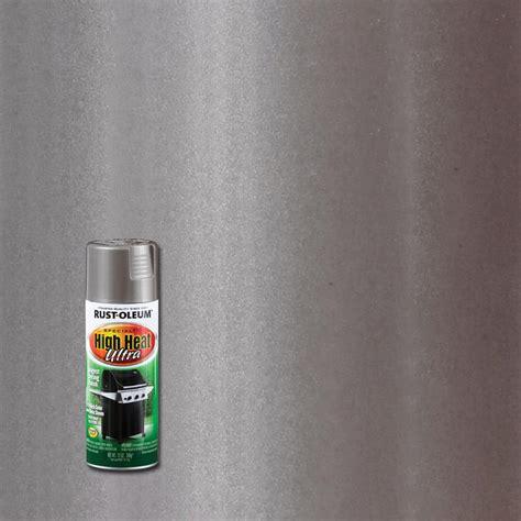 home depot high heat paint rust oleum specialty 12 oz silver high heat ultra spray