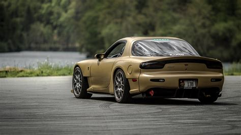 Car Wallpaper 2560 X 1440 by Images Mazda Rx 7 Fd3s Jdm Stance Cars Back View 2560x1440