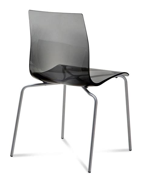 gel dining chairs gel b stackable dining chair by