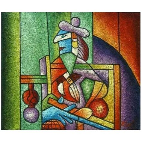 picasso paintings gallery quot picasso 7 quot by pablo picasso painting reproductions