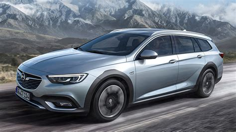 Opel Insignia Specs by 2018 Opel Insignia Country Tourer Specs And Details Car News