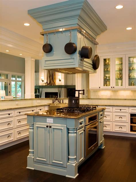 kitchen island vent hoods how to choose a ventilation hgtv