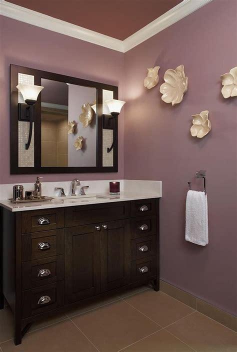 bathroom wall colors ideas 23 amazing purple bathroom ideas photos inspirations