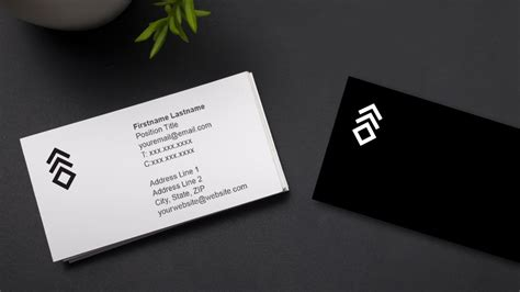 how to make a business card template a better business card
