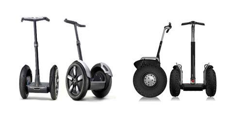 Le Segway : le deux roues électrique individuel