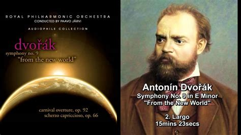 from the new world anton 237 n dvoř 225 k symphony no 9 quot from the new world