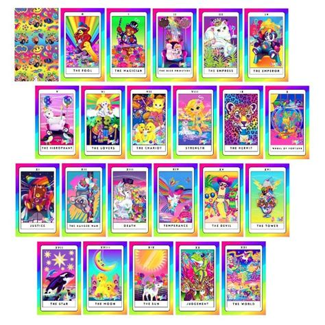 how to make tarot cards there s now a frank tarot deck for your unicorn