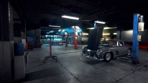 Car Repair Wallpaper by Mechanic Shop Wallpaper Www Pixshark Images