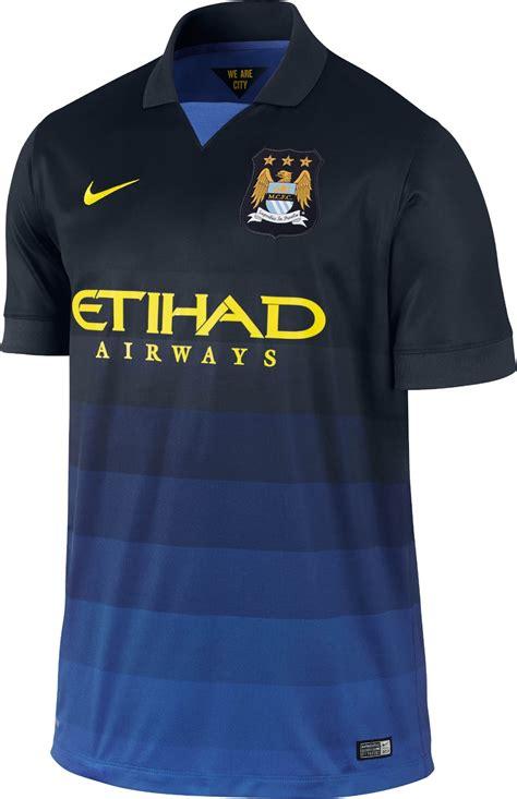 Manchester City 2014 2015 Local Visita Y Alterno