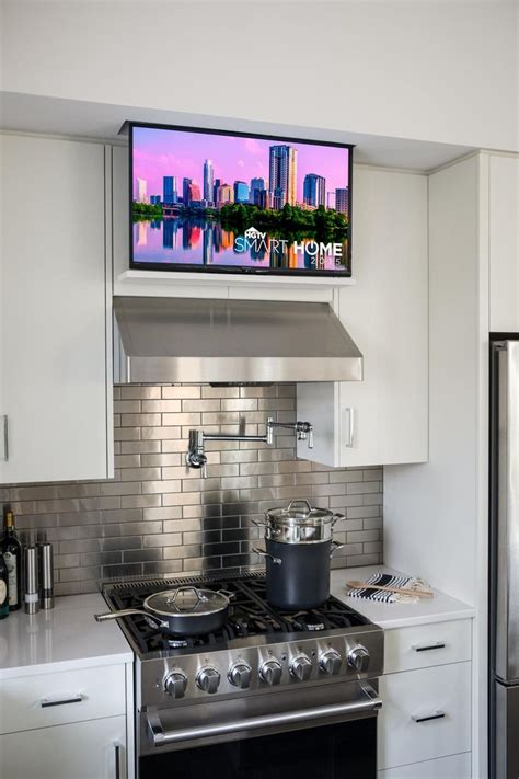 tv in kitchen ideas top 25 best tv in kitchen ideas on a tv built in integrated appliances and kitchen tv