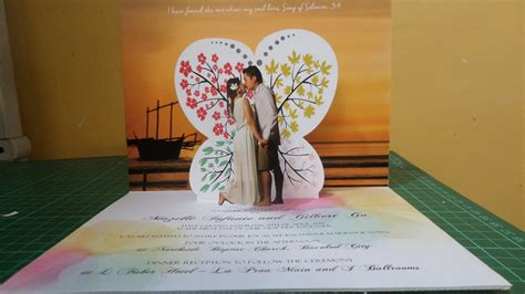 how to make pop up invitation cards wedding pop up invitations pop up occasions