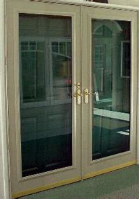 Sliding Patio Storm Door by Storm Doors In Styles Patio Sliding French Screened