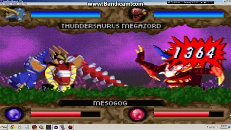 power rangers dino thunder gba fight