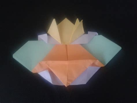Origami Space Craft Parenting Times