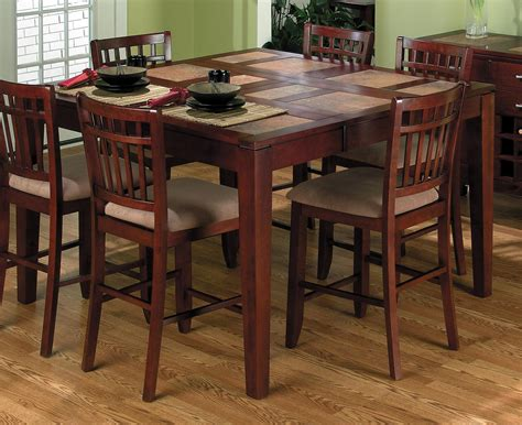 kitchen table counter counter height kitchen table chairs roselawnlutheran
