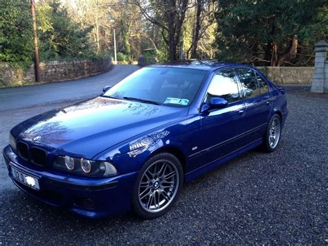 2002 Bmw M5 by 2002 Bmw M5 E39 Pictures Information And Specs Auto
