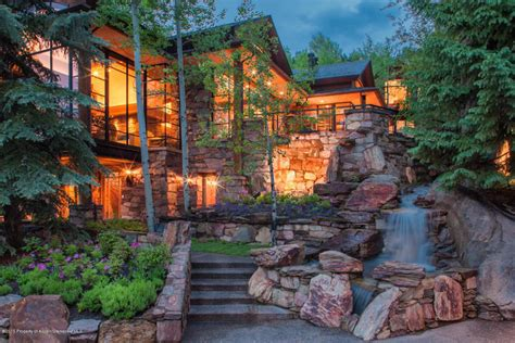 luxury homes in aspen colorado the pond house ultra luxurious 39 75 million mansion in