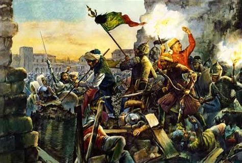 ottoman turks 1453 may 29 2015 is fall of constantinople day