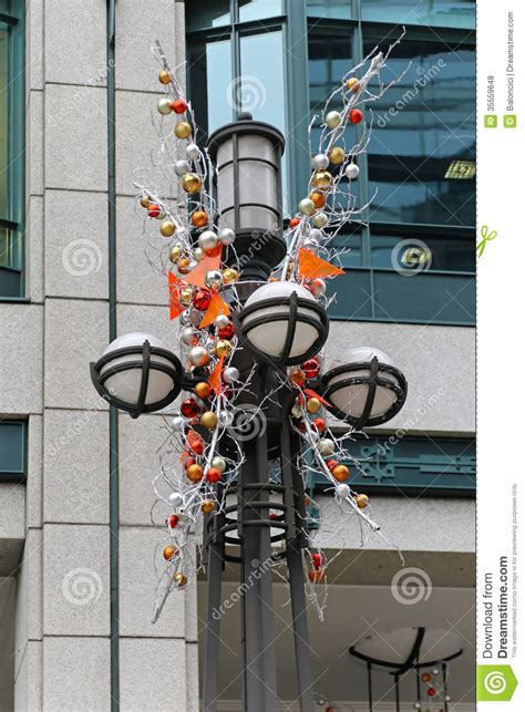 post decorating l post royalty free stock photos image