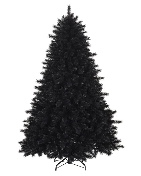 www christmastrees pitch black artificial pine trees treetopia