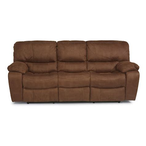 flexsteel reclining sofa flexsteel 1541 62 grandview reclining sofa discount